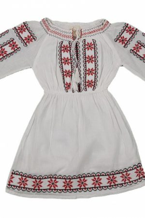 Rochie traditionala fetite Clara