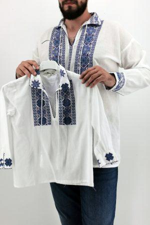 Set Traditional - Camasa Tata   Camasa fiu Manole 2