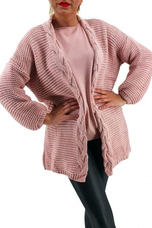 Cardigan din tricot Leonia