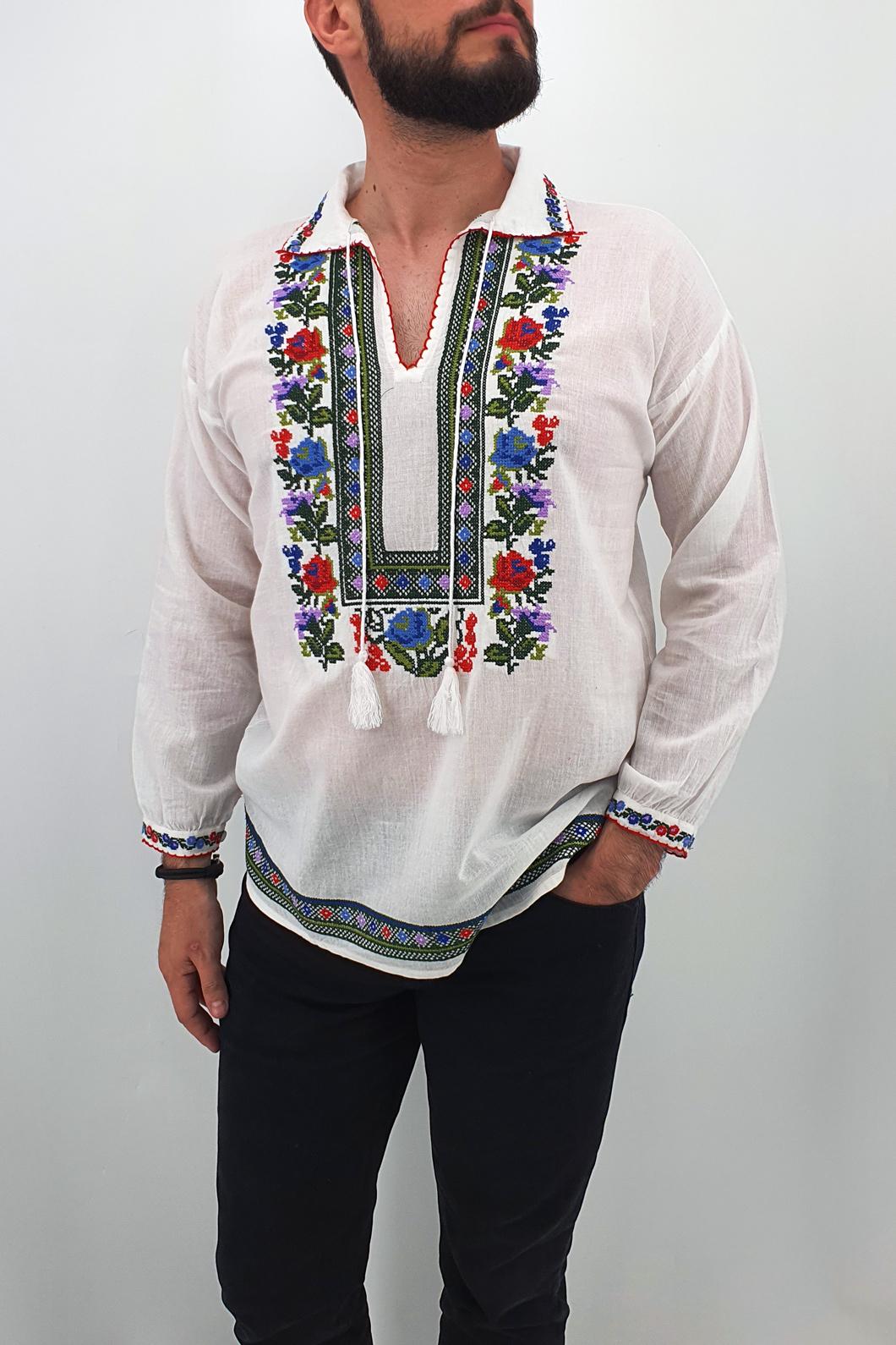 Camasa traditionala Ianin