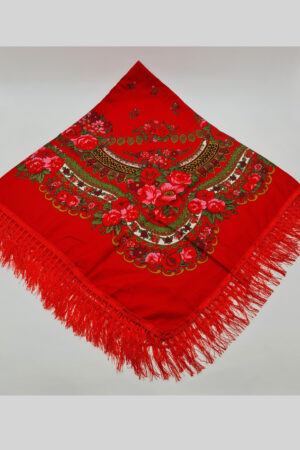Batic etno mare - Alexandra - Rosu