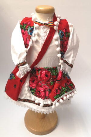 Compleu traditional Ioana - de la 2 la 10 ani