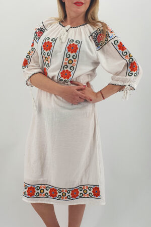 Rochie Traditionala Corinuta 4