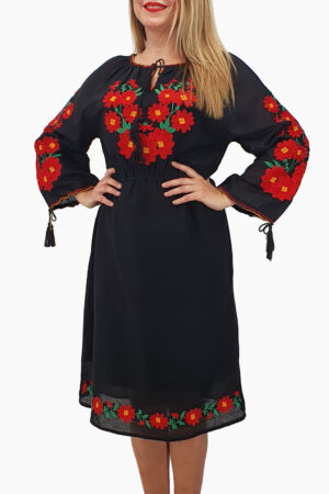 Rochie Traditionala Corinuta