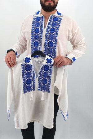 Set Traditional - Camasa Tata   Camasa fiu Marcel 2