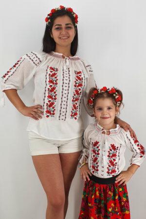 Set Traditional Mama Tata fiica 5